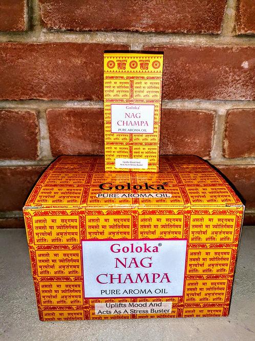 Nagg Champa Frangrance Oil