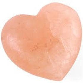 Heart Shaped Pink Himalayan Salt Soap