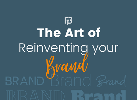 The Art of Reinventing Your Brand