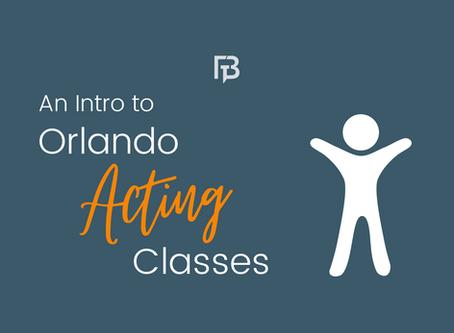 Orlando Acting Classes