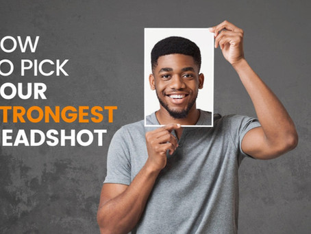 How to pick your Strongest Headshot
