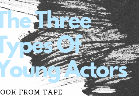 The Three Types of Young Actors