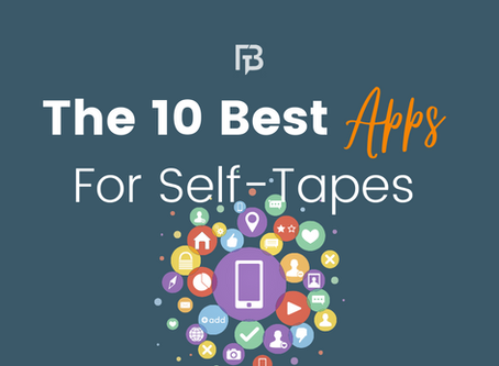 10 Best Apps for Self-Tapes