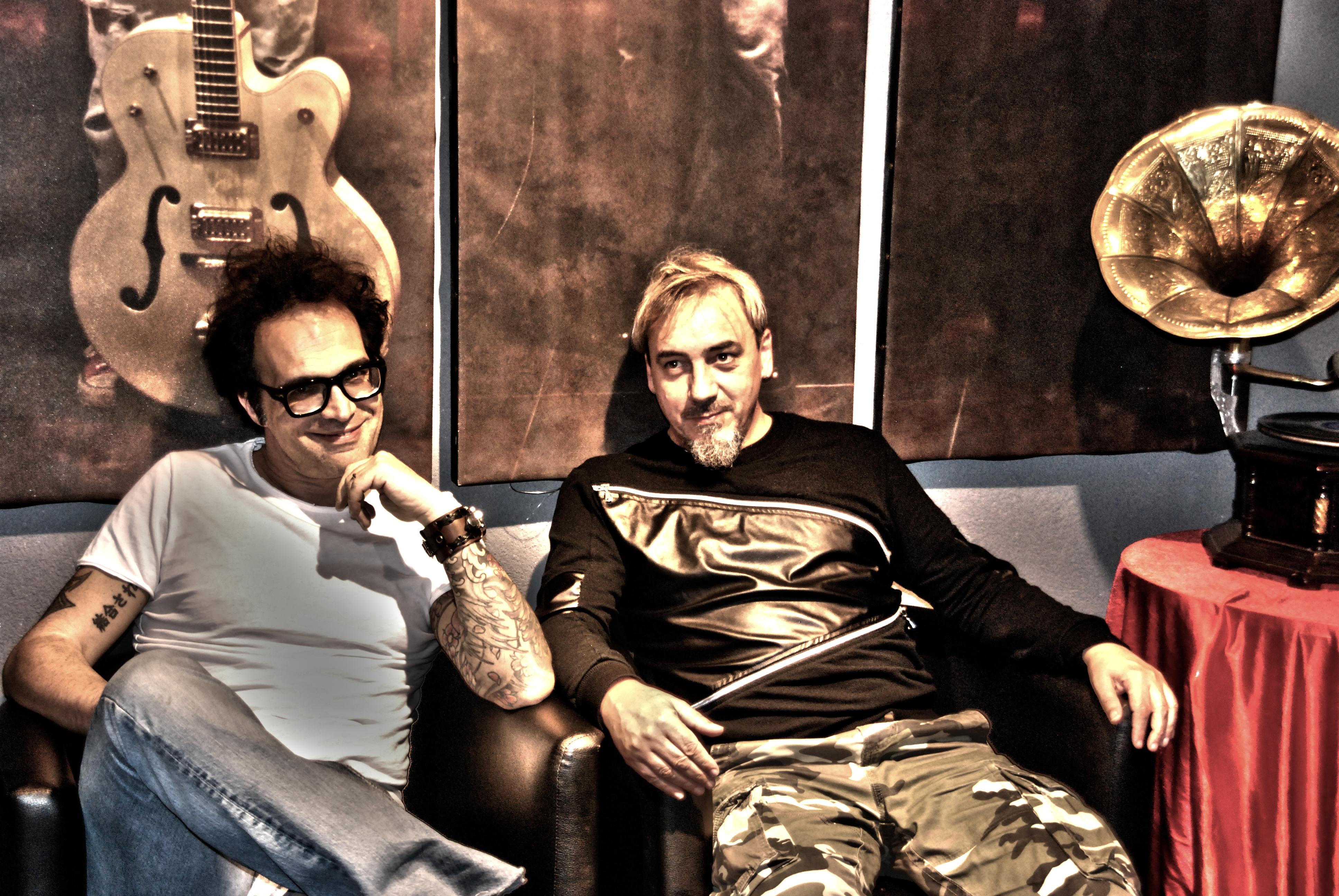 Steve Saluto & Gianluca Mosole