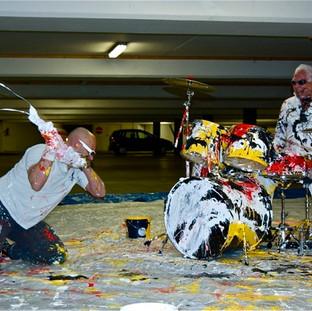 Cesar Zuiderwijk Art Drum