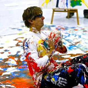 Edwin van der Sar Art Training