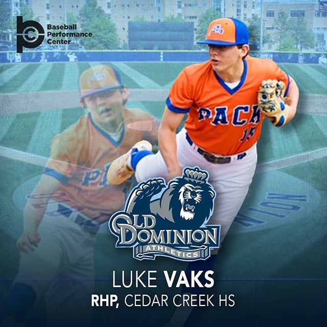 Congrats to _lukevaks on committing to O