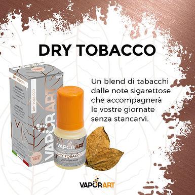 Vaporart Tabacco Dry 10 Ml.