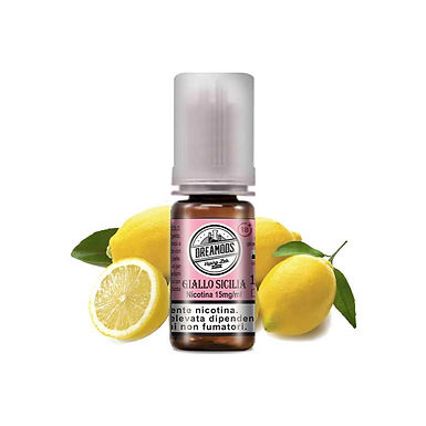 Dreamods n. 12 Giallo Sicilia 10 Ml.