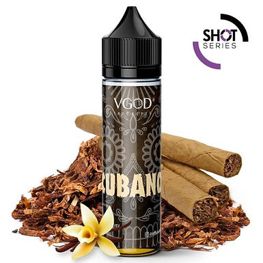 VGod Cubano Shot Series 20 Ml.
