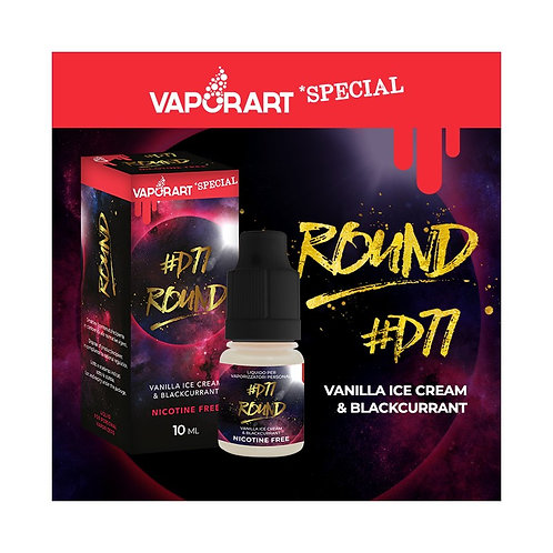 Vaporart Round by D77 - 10ml