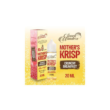 Seven Wonders  Mother's Krisp  Shot Series 20 Ml.