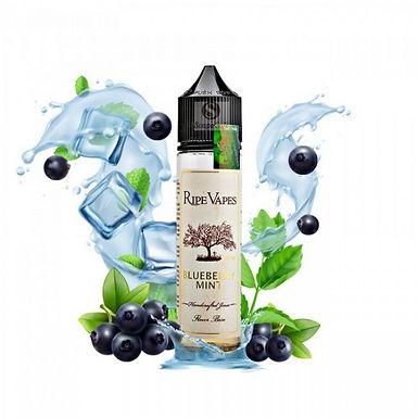 Ripe Vapes Blueberry Mint - Vape Shot - 20ml.