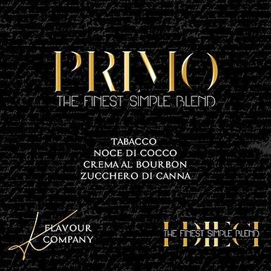 K-Flavour Company I Dieci - PRIMO