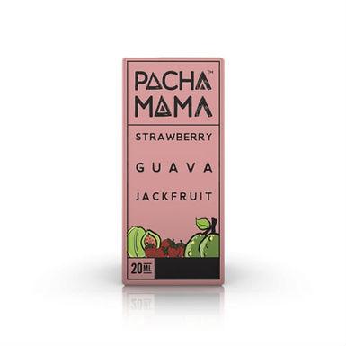 Pacha Mama Strawberry Guava Jackfruit Aroma Shot Series