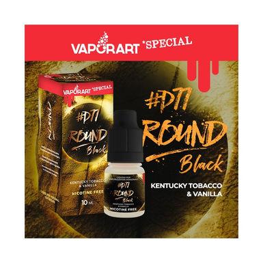 Vaporart Round Black by D77 - 10ml