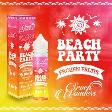 SevenWonders BEACH PARTY 50ml Mix&vape