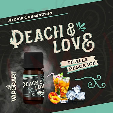 Vaporart Aroma Peach & Love  - 10ml