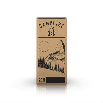 Charlies' Chulk Dust Campfire Aroma Shot Series