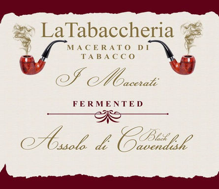 La Tabaccheria - Macerati - Assolo di Black Cavendish 10 ml.