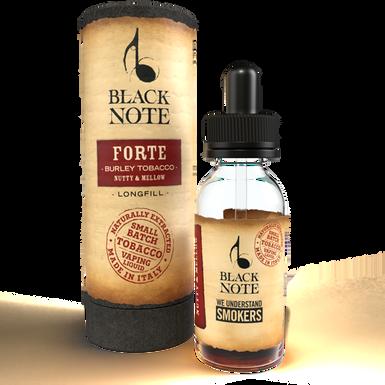 Black Note Longfill Forte BURLEY BLEND 10 Ml. (10+20)