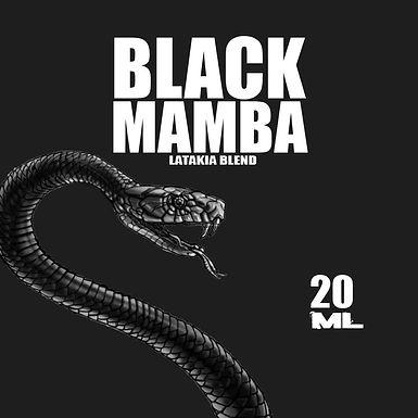 Azhad's Elixirs Back in Black Mamba Shot Series 20 Ml.