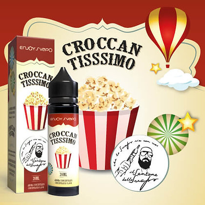 Enjoy Svapo CROCCANTISSIMO Shot Series 20 Ml.