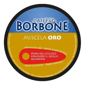 90 Capsule Caffè Borbone Miscela ORO Compatibili  Nescafé Dolce Gusto