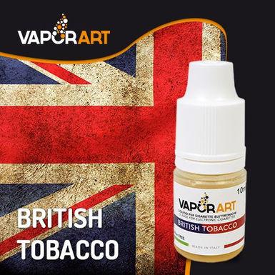 Vaporart British Tobacco 10 Ml.