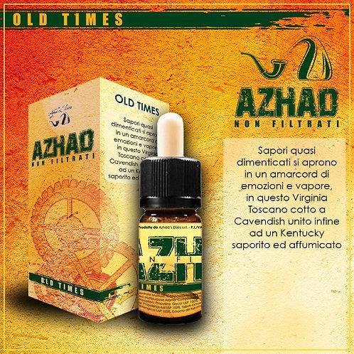 Azhad's Elixirs Aromi Non Filtrati OLD TIMES  10 Ml.