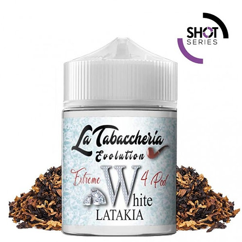 La Tabaccheria - Extreme 4 pod - White Latakia - 20ml