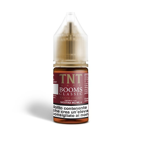 TNT Vape Booms Classic 10 Ml.