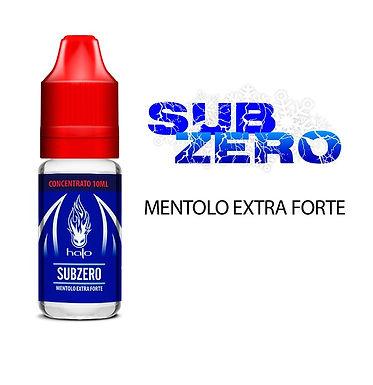 Halo Sub Zero Aroma Concentrato 10 ml.