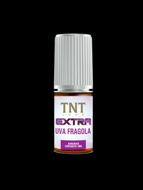 TNT Vape Extra Uva Fragola Aroma Concentrato 10 Ml.