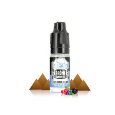 Eliquid France Aroma Concentrato Tobacco American Blend 10 Ml.