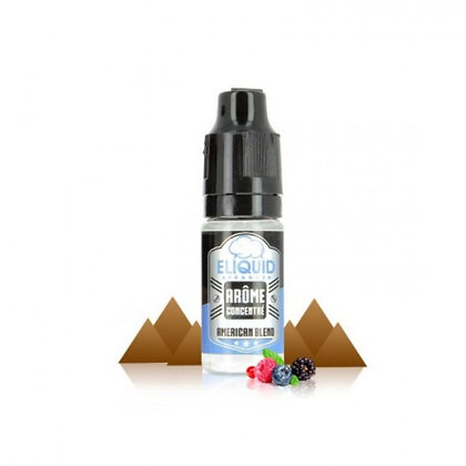 Eliquid France Aroma Concentrato Tobacco American Blend 10 Ml.