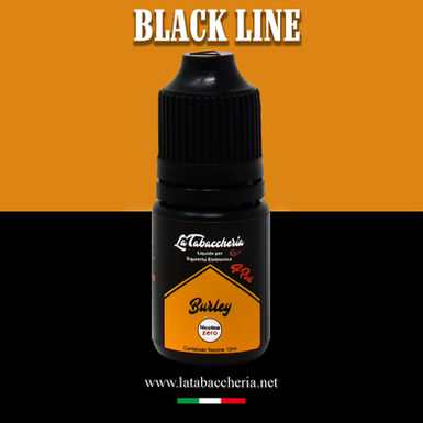 Burley – Black Line 4Pod – eLiquid 10ml TPD Ready