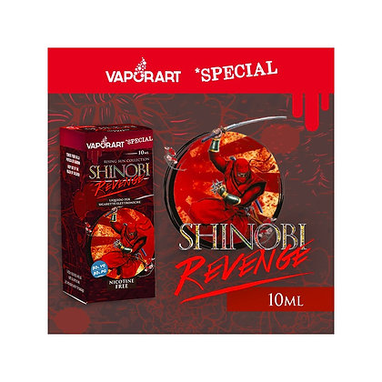 Vaporart Shinobi Revenge - 10ml