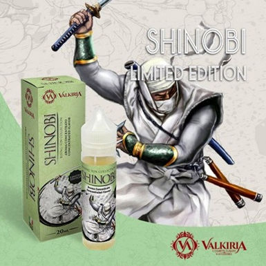 Valkiria Shinobi Ice Shot Series 20 Ml.