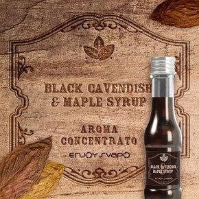 Enjoy Svapo Black Cavendish Estratto di Tabacco Aroma Concentrato 20 Ml.