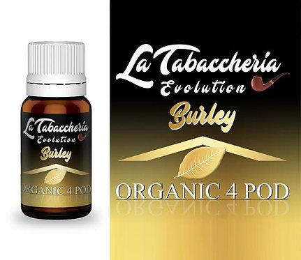 La Tabaccheria - Estratto di Tabacco - Organic 4Pod - Burley 10ml