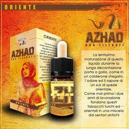 Azhad's Elixirs Aromi Non Filtrati ORIENTE 10 Ml.