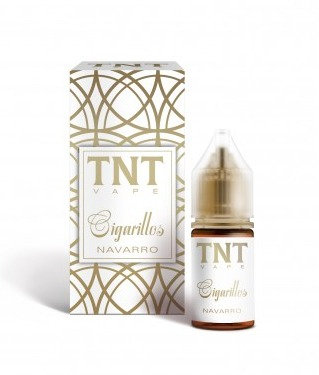 TNT Vape Cigarillos Navarro Shot Series 20+10 Ml.