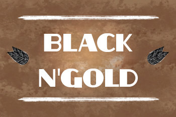 Synergy Vape Black n' Gold Aroma Concentrato 10 Ml.