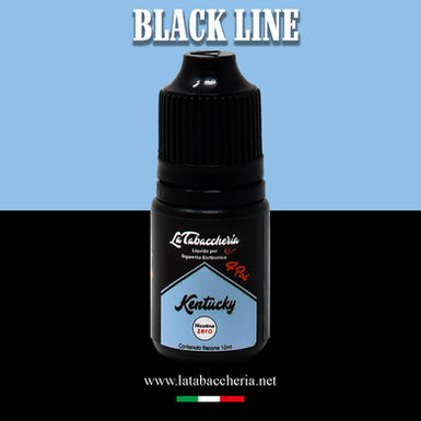 Kentucky  – Black Line 4Pod – eLiquid 10ml TPD Ready