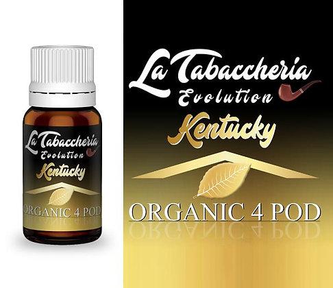 La Tabaccheria - Estratto di Tabacco - Organic 4Pod - Kentucky 10ml