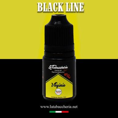 Virginia – Black Line 4Pod – eLiquid 10ml TPD Ready