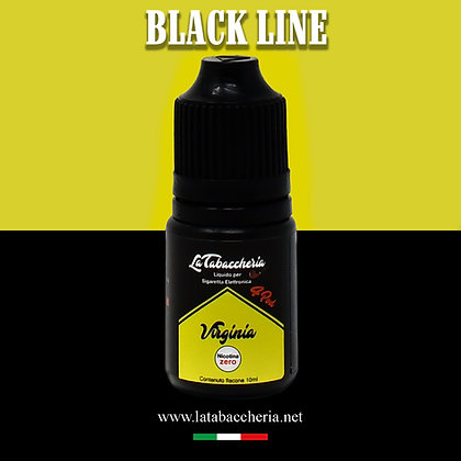 Virginia – Black Line 4Pod – eLiquid 10ml TPD Ready
