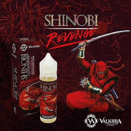 Valkiria Shinobi Revenge Shot Series 20 Ml.