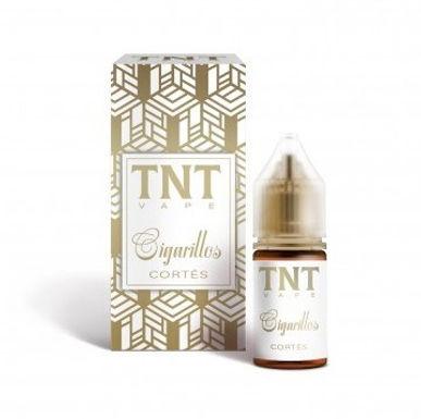 TNT Vape Cigarillos Cortes Shot Series 20+10 Ml.
